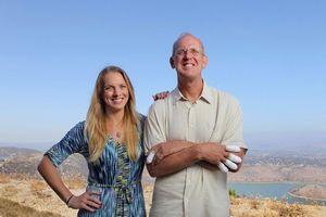 Отец и дочь из Калифорнии поднялись на семь высочайших вершин семи континентов планеты.