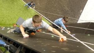 В Днепре пройдет Чемпионат Украины по скалолазанию среди учащихся внешкольных учебных заведений