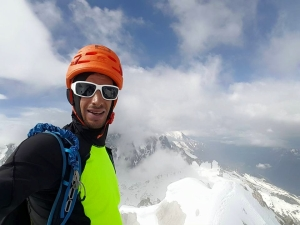 Испанец Килиан Джорнет за 12 часов дважды поднялся на вершину Монблана!