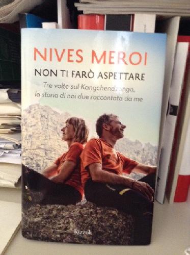 Книга Нивес Мерой