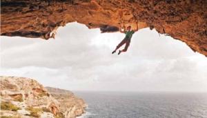 Мальта – фантастический известняк на берегу глубокого синего моря