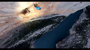 Проекты Криса Шармы и Клемена Бекана на скалах в Монт-Ребей. Часть III