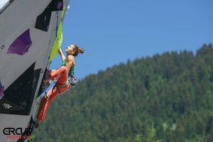 Итоги этапа Кубка Мира по скалолазанию в Швейцарии