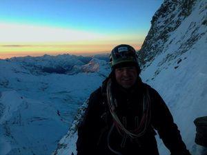 Виктор Бобок о Закарпатье, увлечении альпинизмом и восхождении на Эверест