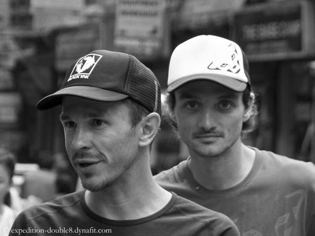 Погибшие в лавине: Себастьян Хааг (Sebastian Haag) и  Андреа Замбальди (Andrea Zambaldi)