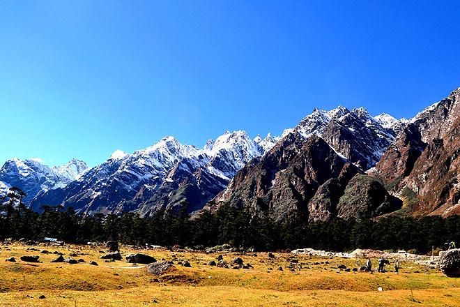 Национальный парк восьмитысячника Канченджанга (Khangchendzonga National Park)