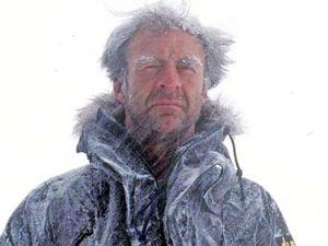 Величайший из ныне живущих исследователей в мире - сэр Ранульф Файнс планирует пройти программу