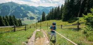 Целая гора приключений: семейный хайкинг в Хинтерглемме