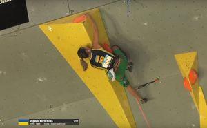 Итоги этапа Кубка Мира по скалолазанию в Бриансоне
