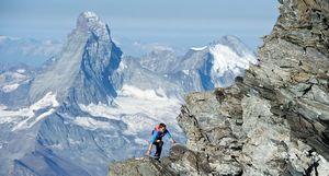 Швейцарец пробежал пять четырёхтысячников за 7 часов 45 минут
