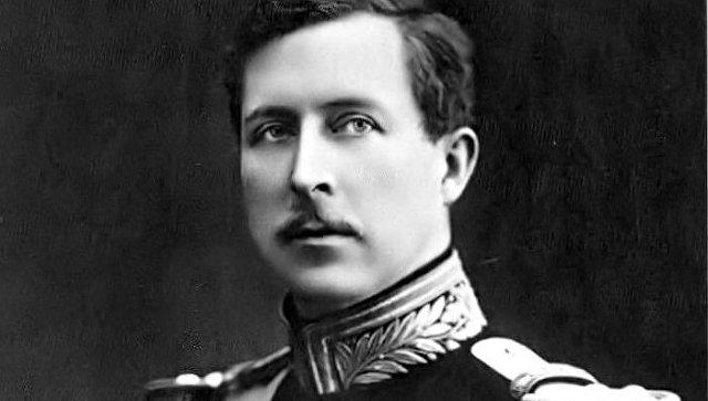 Король Бельгии Альберт Первый