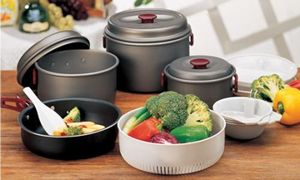 Как выбрать туристическую посуду?