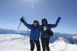 Альпинисты из Харькова и Киева прошли траверс Монблана