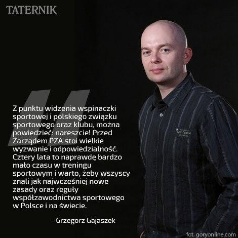Грегорж Гажачек (Grzegorz Gajaszek)