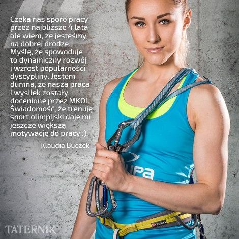 Клаудиа Бучек (Klaudia Buczek)