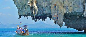 Самые красивые места для скалолазания