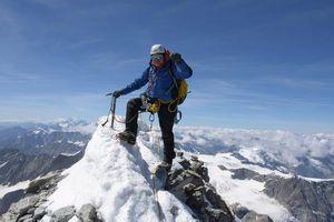 Три четырехтысячника Альп за 6 дней: украинские альпинисты завершили восхождения