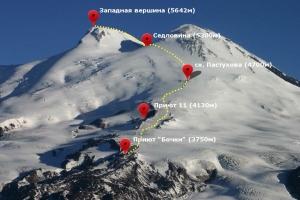 На Эльбрусе умер легендарный альпинист из Запорожья,