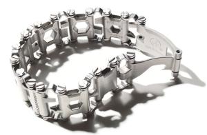 Leatherman Tread — Первый в мире браслет–мультитул