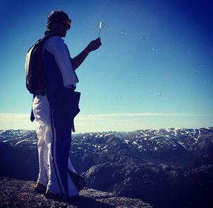 Известный бейсджампер Александр Полли погиб при столкновении с деревом в Альпах