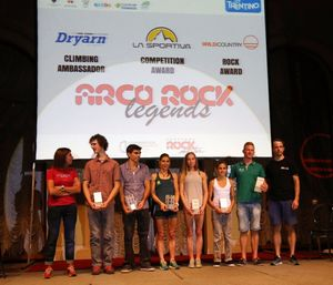 Arco Rock Legends 2016 -