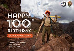 100 лет Службе Национальных парков США – это значительное событие!