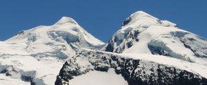 Три альпиниста в двух различных авариях погибли при восхождении на массив Монте-Роза в Швейцари