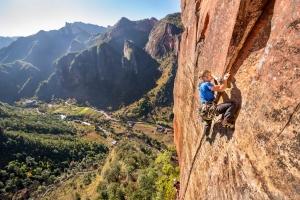 В поисках приключений: открытие нового скального региона в Китае