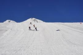 Бельгийская альпинистка погибла на Эльбрусе