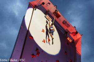 Триатлон на вертикали: будущее Олимпийского скалолазания.