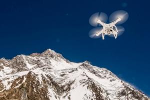 Рекорд среди дронов: съемка восьмитысячника К2 в Пакистане