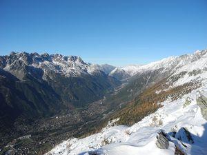 Возле Шамони найдено тело польского альпиниста пропавшего 4 месяца назад