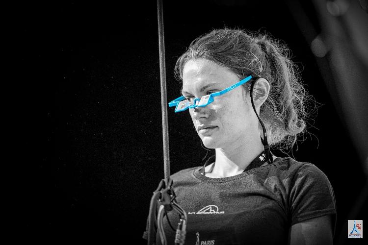 Чемпионат Мира по скалолазанию в Париже 2016.За сценой