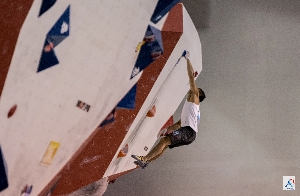 Чемпионат Мира по скалолазанию в Париже 2016. Дисциплина боулдеринг (квалификационный раунд среди мужчин):