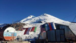 На Эльбрусе установлен новый мировой рекорд в скоростном восхождении на вершину