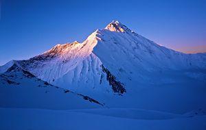 Эверест, взгляд с семи тысяч