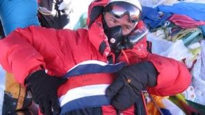 Лучший коста-риканский альпинист приступил к завершению программы «Семь Вершин»