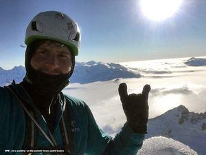Канадский альпинист Марк-Андре Леклерк впервые в истории совершил зимнее соло прохождение Патагонской вершины Торре Эггер