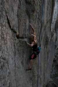 Скалолазные прохождения киевлян на скалах Довбуша осенне-летнего сезона