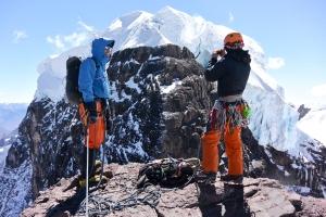 Первовосхождения и новые маршруты в редко посещаемом горном массиве Карабая в Перу