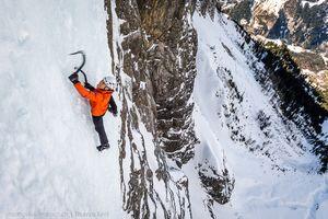 Дани Арнольд установил новый рекорд в скоростном забеге на вершину Торре Триесте (Torre Trieste)