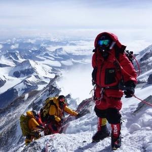 Восхождение на Эверест с севера в 2016 году. Фильм китайского альпиниста Ли Лан Ченга
