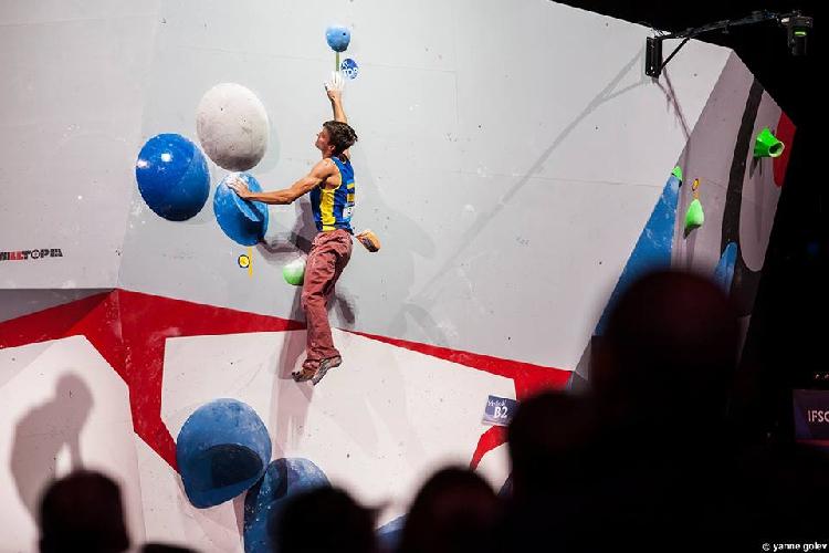 Топишко Сергей на Чемпионате Мира в Париже