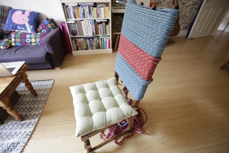 Вот такой стульчик © Natalie Berry