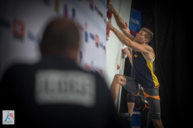 Болдырев Даниил (Донецк / Одесса) на Чемпионате Мира в Париже
