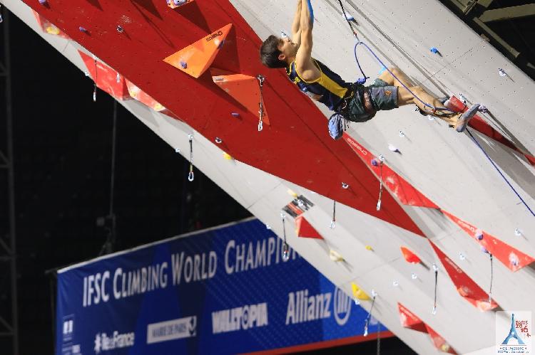 Крюков Валерий в квалификации Чемпионата Мира в Париже