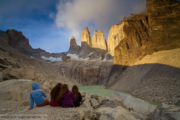 Торрес дель Пайне (Torres del Paine)