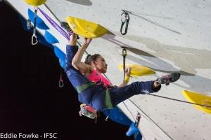 Формат проведения соревнований по скалолазанию на Олимпийских Играх в Токио обсудят на заседании IFSC