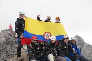 Колумбийцы – главные герои года в классе «Семь вершин»