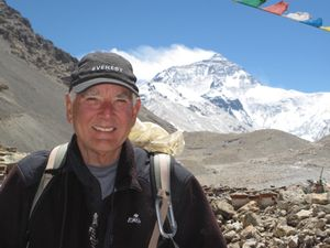 74-летний американский альпинист Билл Берк планирует подняться на вершину до сих пор непокоренной горы в Непале